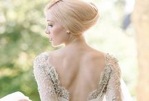 Bridal Bits / Wedding dresses, shoes, hairstyles, accessories, etc.