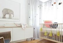 Children rooms / 'Cause they too have their sense of self and style!  / by Vanessa {Damask & Dentelle}