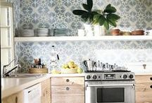 Kitchen / by Vanessa | Damask & Dentelle