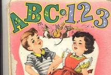 ABC 123 / by Sandy Weinstein