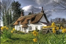 Cottages / by Michelle Wright