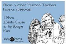 fun preschool ideas/ my Classroom / by Natasha Sill