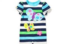 romper around / Fun rompers for sleep and play. / by LAZOO