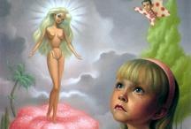Barbie Art / by Sandy Weinstein