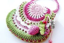 crochet / by Paulette Harris