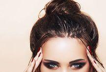 Hair Nails Makeup