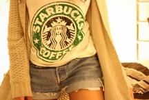 Starbucks <3 / because it's obviously the best place on earth and the root of all happiness / by Katie Jesaitis