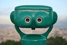 About Face / Faces made in the funniest places. / by Sandy Weinstein