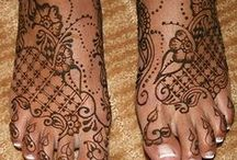 Lovely Henna / by December Graves Brown