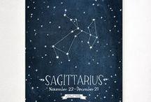 Sagittarius / by December Graves Brown