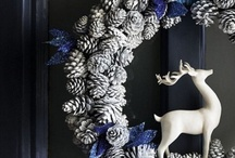 Dec 6th ☆ Blue & White  / Finland's Independence Day (Finnish: itsenäisyyspäivä, Swedish: självständighetsdag) is a national public holiday held on 6 December to celebrate Finland's declaration of independence from the Russian Empire 1917.