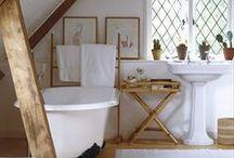 home-bathroom / by Amylee Hubert