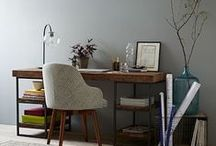home-office / by Amylee Hubert