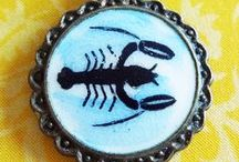 A Genuine Find   Vintage Charms & Other Stuff / Everything on this board is for sale in one of my online shops —'A Genuine Find' on eBay, Etsy or Ruby Lane. If you are interested in something, click the photo to see if it's available for purchase. Shipping to any U.S. address is included in the price along with great service everyday. Thanks for looking and happy pinning!  Follow A Genuine Find's Pinterest boards at http://pinterest.com/agenuinefind4u. / by Sandy Weinstein