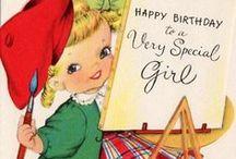 BIG Birthday Wishes / by Sandy Weinstein