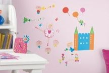 wall decals! / http://www.lazoo.com/shop/wall_decals / by LAZOO