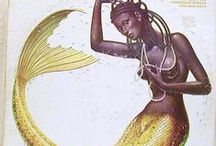 I heart mermaids / by December Graves Brown