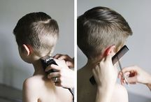 Boys' haircuts / by Josie Meyer