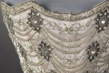 All Things Vintage / Corsets, Girdles, Bustles, Lingerie and Amazing Gowns right up until the 1960s - the end of an era - when the corset/girdle became a part of history.