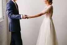 Say yes / wedding style