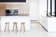 kitchen design inspiration / by stephanie le | i am a food blog
