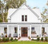 Farm Living | House / Ideas for the Farm House.