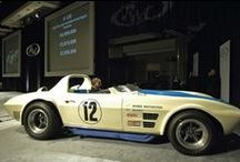 Corvette Grand Sports / Dedicated to C2 Corvette Grand Sports and Replicas / by Corvette Blogger