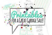 Organize A Yard Sale