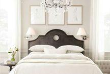 Bedrooms / None / by Rachel Wiles