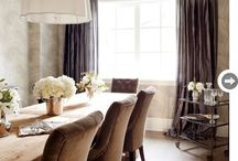 Dining Rooms / by Rachel Wiles
