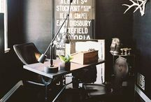 Work Spaces / by Rachel Wiles