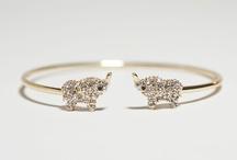 Bracelets / by Lilac Bijoux