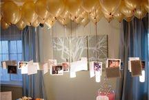 Party Ideas / by Pricila Leon-Ibarra