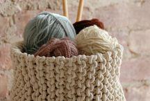 Just keep knitting..
