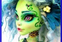 Crafts: Doll Inspiration / by Mindy Browning