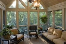 Porches & Sunrooms / by Tracey Hagwood