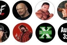 My fave wrestlers / by Crystal Boswell