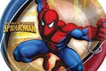 theme party - spiderman (C3-2nd) / by Emily Ligon
