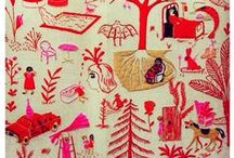 textiles/embroidery