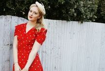 {The Cat's Meow} / Vintage Inspired Fashions