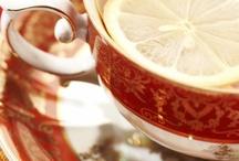 vintage tea in AUTUMN / by Vintage Dish Rental