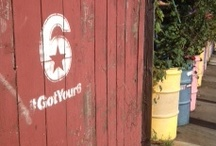 Spotted: / Spotted:.......Where have you seen a 6 in your town spreading the Got Your 6 message? / by GotYour6
