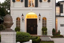 Enticing Exteriors / by Rachel Wiles