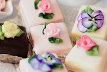 TEA desserts / by Vintage Dish Rental