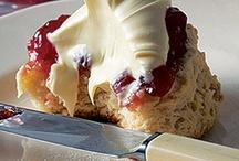 TEA scones / by Vintage Dish Rental