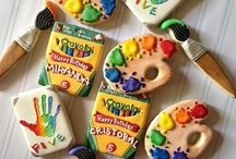 Cookie Inspiration / by Carolyn Fuchs