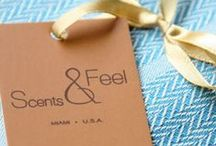 Gift Ideas  / Scents and Feel has gift sets for easy gift giving. Baby Sets, Hostess Gifts, Birthday, Holiday or a treat for yourself! / by Scents and Feel Foutas