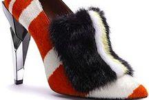 Glamorous shoes