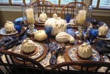 Tablescapes / by Tracey Hagwood