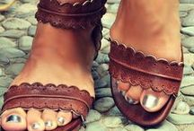 My Sandals Style